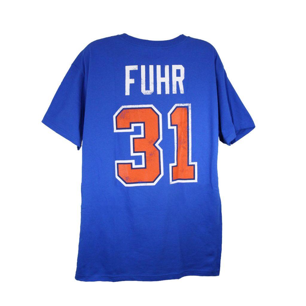 NHL Alumni T-paita Edmonton Oilers Fuhr #31