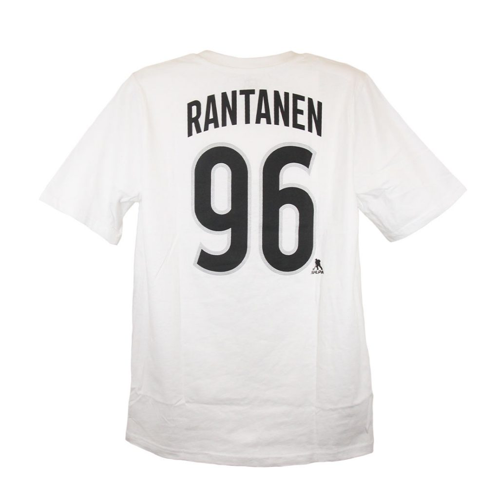 NHL Youth Colorado Avalanche RANTANEN #96, Nuorten T-paita