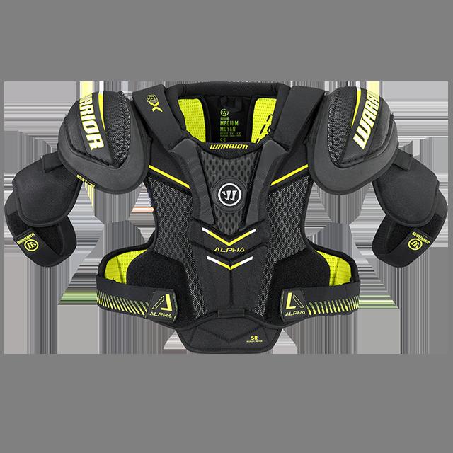 Warrior Alpha QX Sr, hartiasuojat