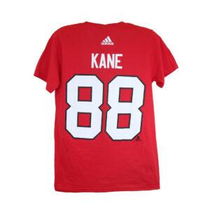 Chicago Blackhawks, KANE #88, Adidas Authentic Go-To Tee