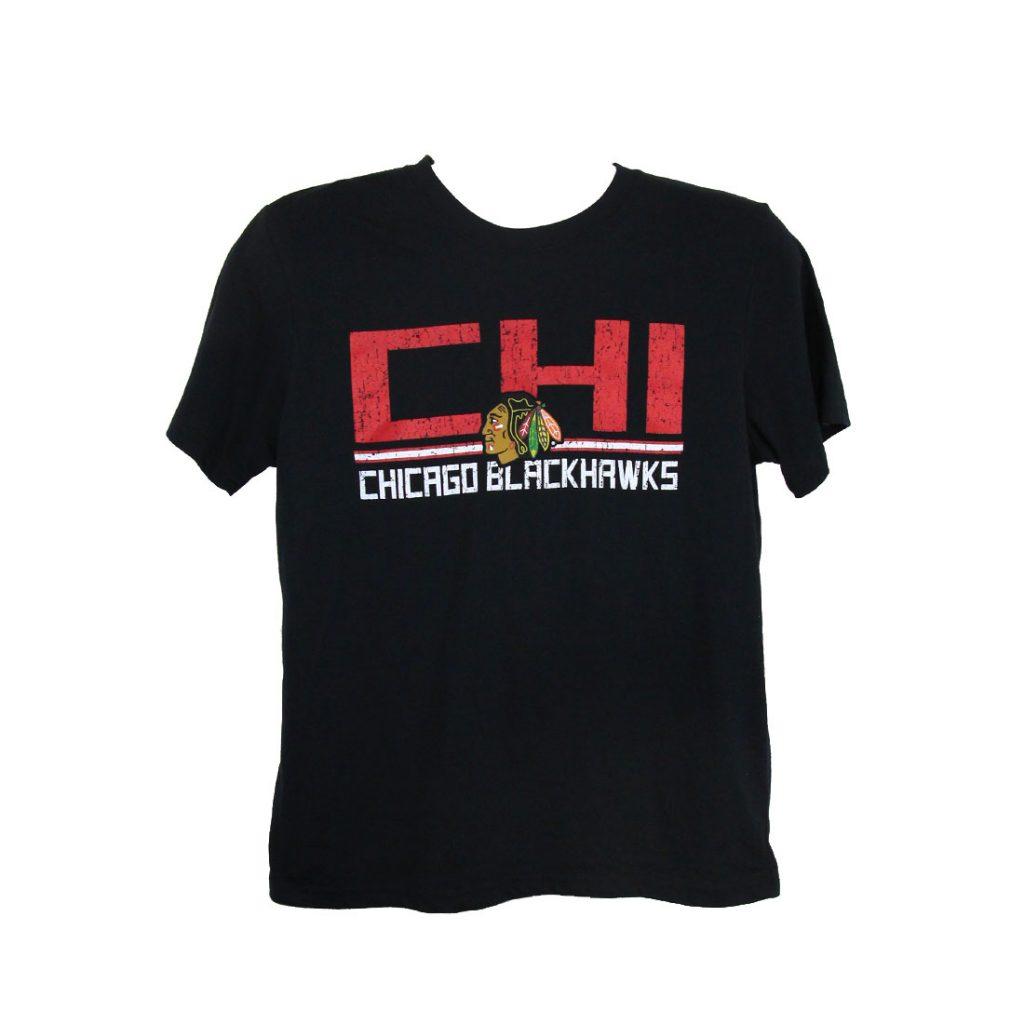 Levelwear Chicago Blackhawks, Nuorten T-paita
