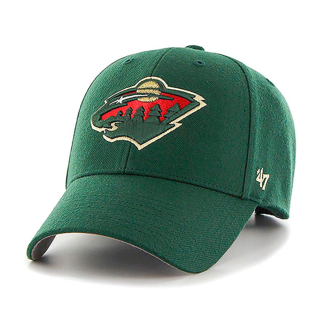 NHL Minnesota Wild '47 MVP Cap