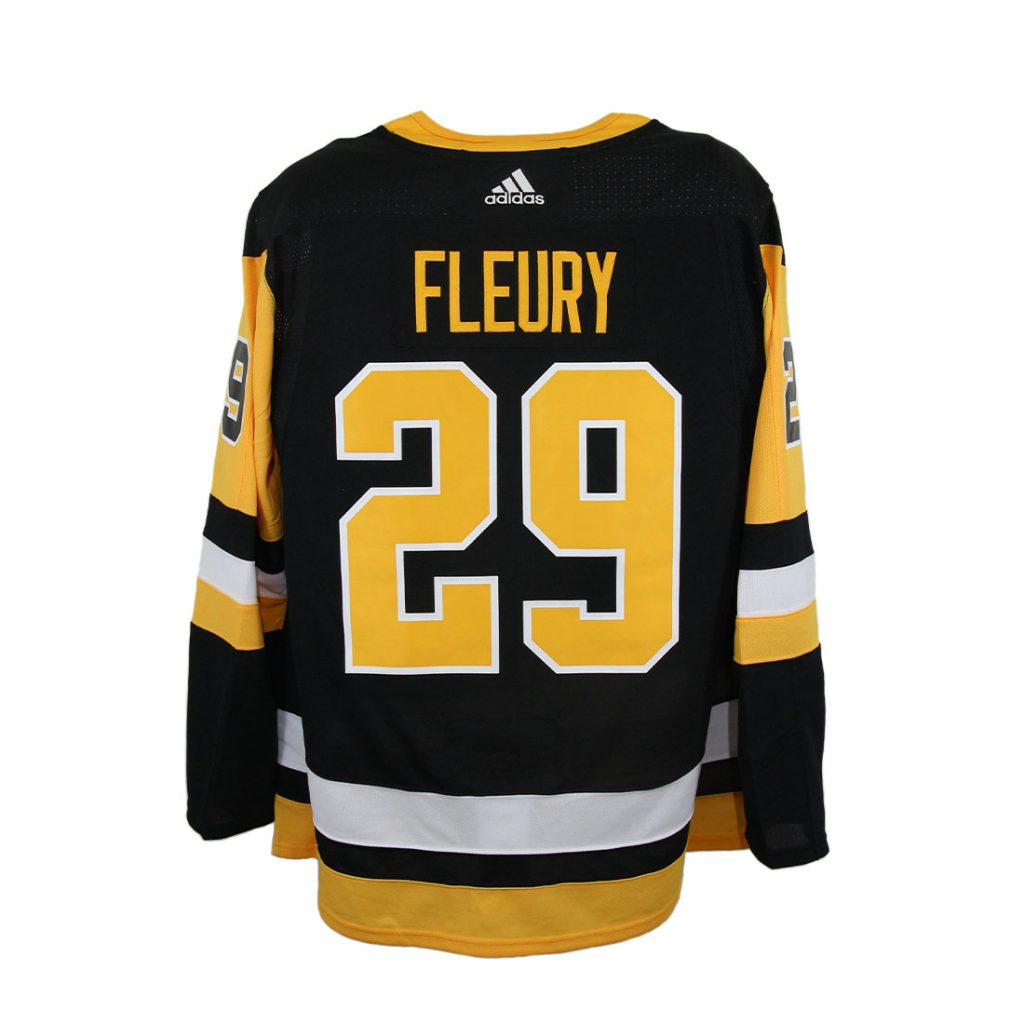 Pittsburgh Penguins, #29 FLEURY, Adidas Authentic Jersey
