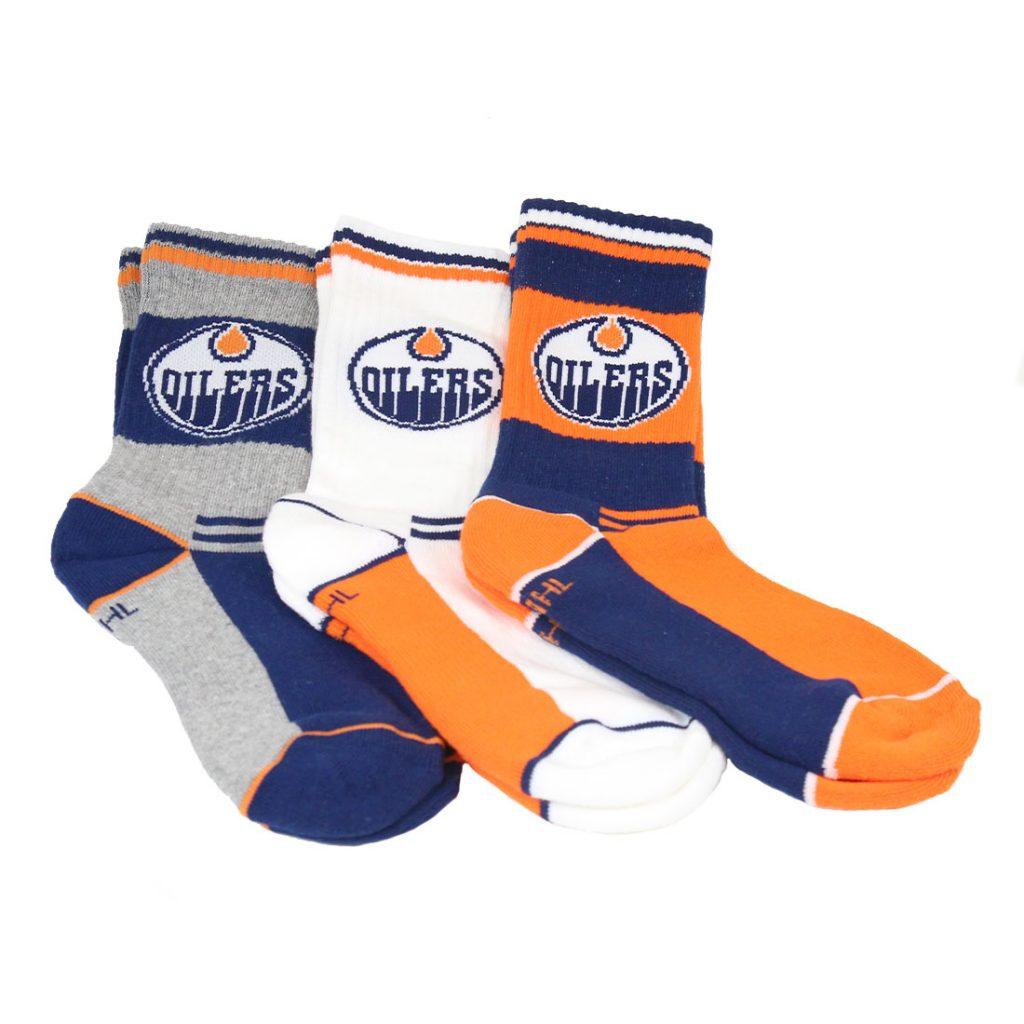 NHL Youth Edmonton Oilers Sukat, 3kpl, Koko: 39-42