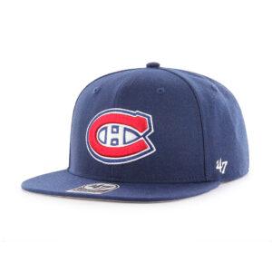 NHL Montreal Canadiens '47 Sure Shot Captain Cap