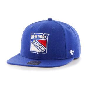 NHL New York Rangers '47 Sure Shot Captain Cap