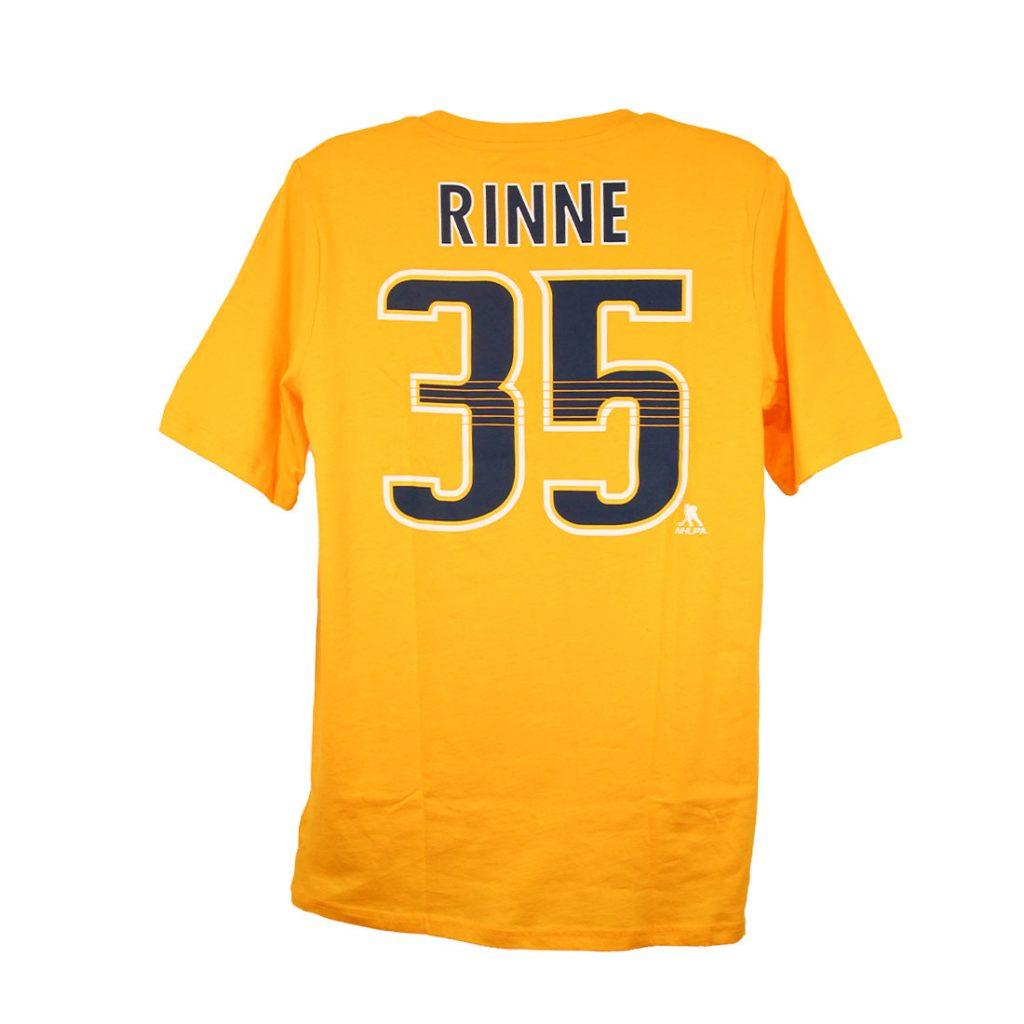 NHL Youth Nashville Predators RINNE #35, Nuorten T-paita
