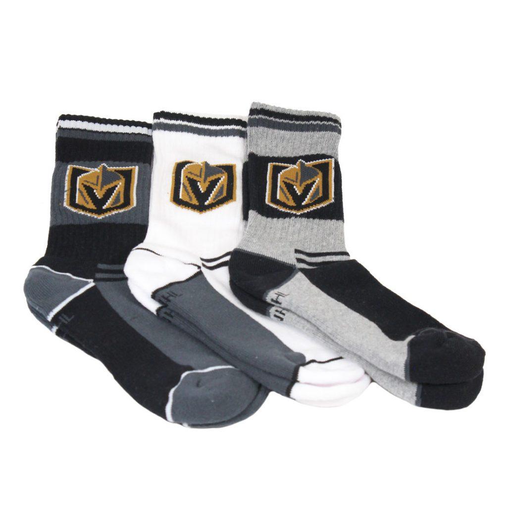 NHL Youth Vegas Golden Knights Sukat, 3kpl, Koko: 39-42