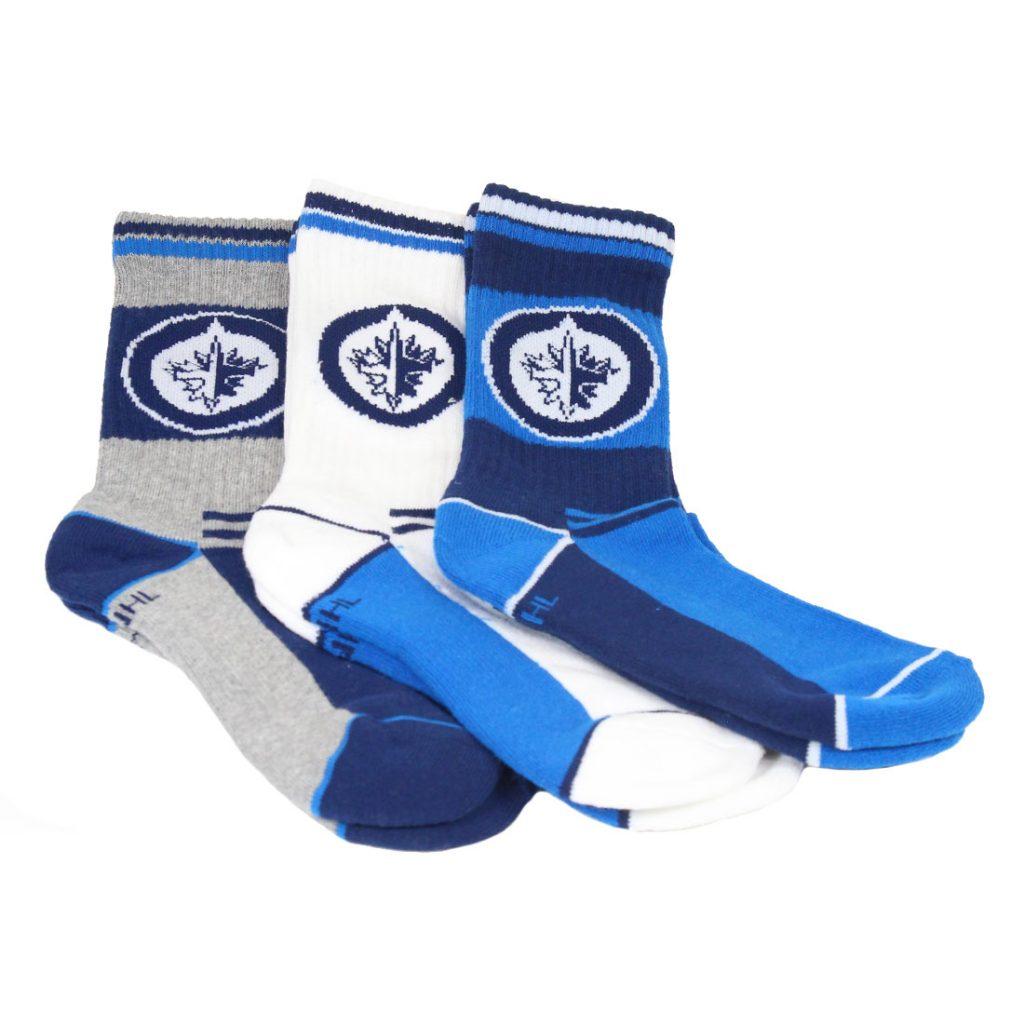 NHL Youth Winnipeg Jets Sukat, 3kpl, Koko: 39-42