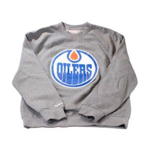 Mitchell & Ness Edmonton Oilers Collegepaita