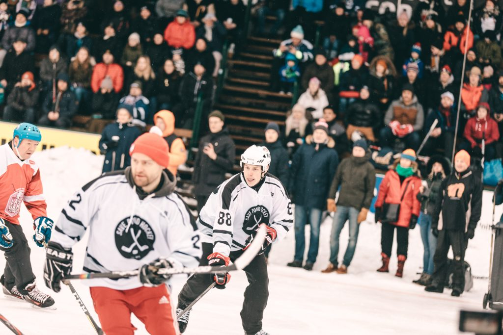 Save Pond Hockey 2019, Helsinki
