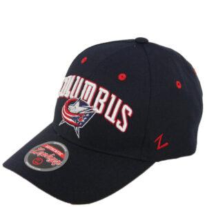 NHL-Lippis Columbus Bluejackets, Zephyr Signature Cap