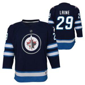 Winnipeg Jets NHL Youth, LAINE #29, Nuorten Fanipaita