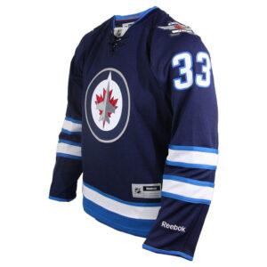 Winnipeg Jets Reebok Byfuglien #33 NHL Fanipaita (Naiset/Lapset)