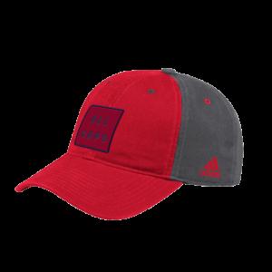 NHL-Lippis Washington Capitals, Adidas SLOUCH cap