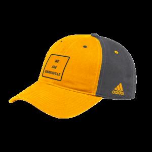 NHL-Lippis Nashville Predators, Adidas SLOUCH cap