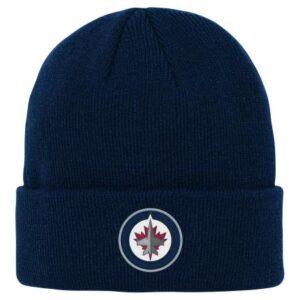 NHL -Pipo, Winnipeg Jets, Outerstuff Cuff Knit (youth)
