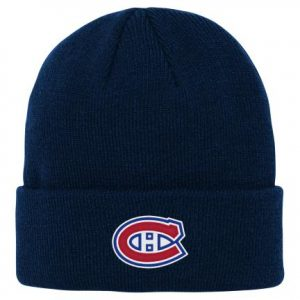 NHL -Pipo, Montreal Canadiens, Outerstuff Cuff Knit (youth)
