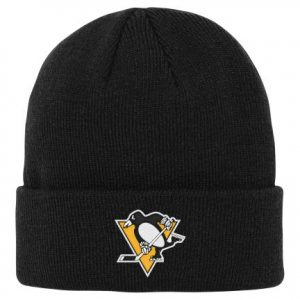 NHL -Pipo, Pittsburgh Penguins, Outerstuff Cuff Knit (youth)