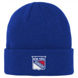 NHL -Pipo, New York Rangers, Outerstuff Cuff Knit (youth)