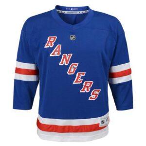 New York Rangers NHL Youth, Nuorten fanipaita