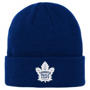 NHL -Pipo, Toronto Maple Leafs, Outerstuff Cuff Knit (youth)