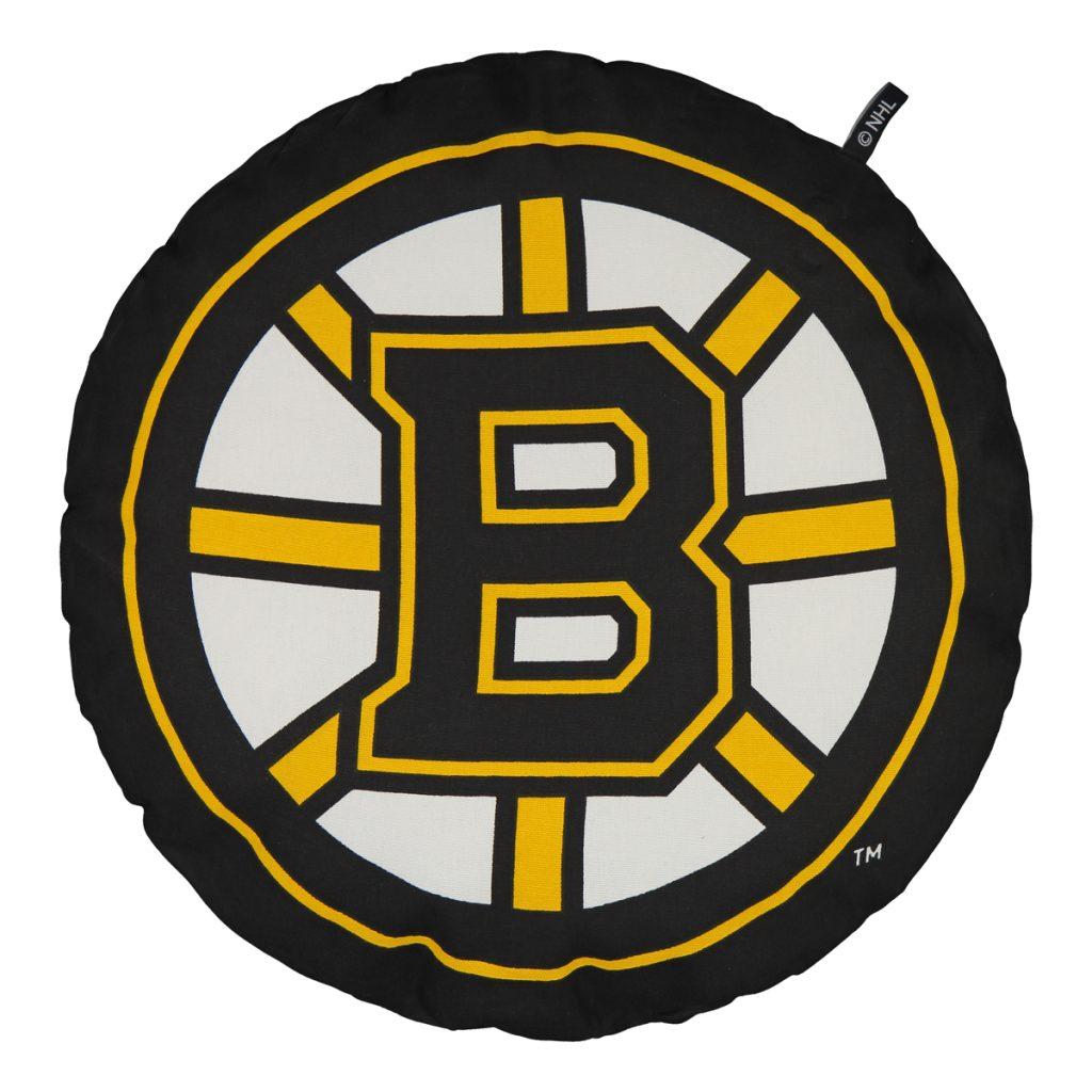 NHL koristetyyny pyöreä, Boston Bruins