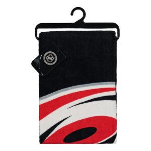 NHL velour kylpypyyhe, Carolina Hurricanes