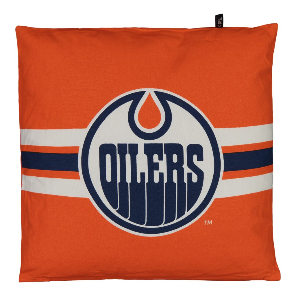 NHL koristetyyny neliö, Edmonton Oilers