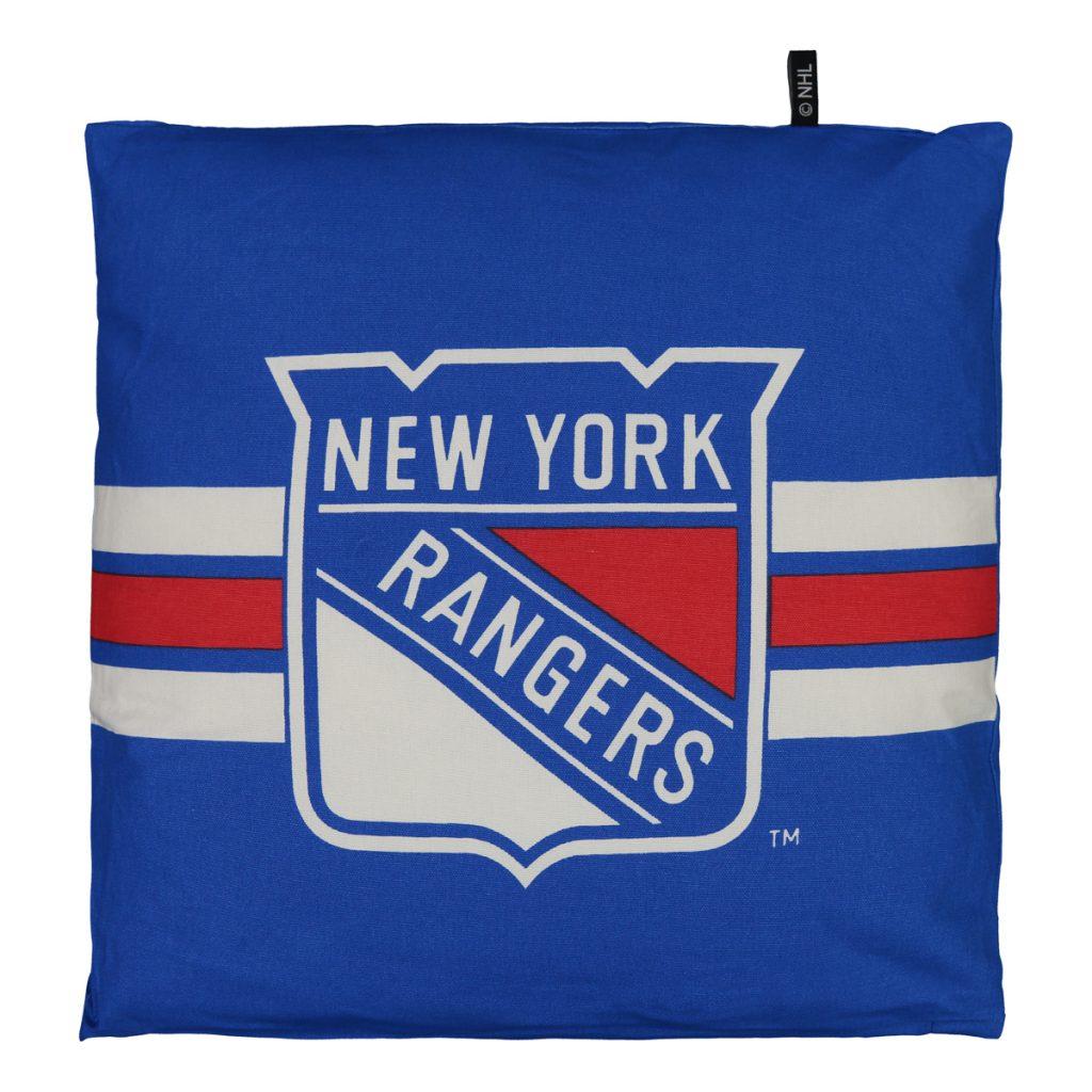 NHL koristetyyny neliö, New York Rangers