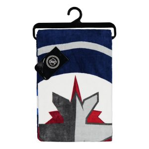 NHL velour kylpypyyhe, Winnipeg Jets