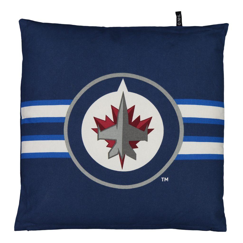 NHL koristetyyny neliö, Winnipeg Jets
